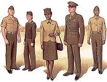 Uniforms of the United States Marine Corps - Wikipedia, the free encyclopedia Once A Marine, My Marine, Marine Corps Uniforms, Military Uniforms, Marine Corps Symbol, Uncle Sam's Misguided Children, Female Marines, Army Uniform, Usmc