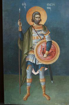Byzantine Icons, Byzantine Art, Orthodox Icons, Vignettes, Contemporary Art, Saints, Prayers, Angel, Painting