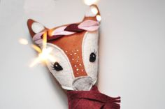 Little fawn by HoneybearcraftsShop on Etsy