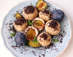 Chudnutie - zdravá strava, AKO SCHUDNÚŤ ? Stevia, Baked Potato, Food And Drink, Potatoes, Baking, Fruit, Breakfast, Ethnic Recipes, Fitness