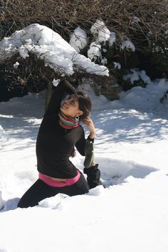 99 best snow  yoga images  yoga yoga poses snow