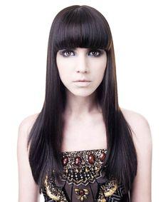 Interesting Bang Haircuts & Bangs Hairstyles for Women (5)