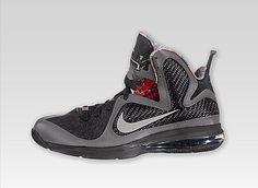 buy popular 33d9c 090d0 Archive   Nike Air Max LeBron 9 BHM   Sneakerhead.com - 530962-001