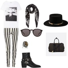 YSL ALL !!! In Harry Styles's Style