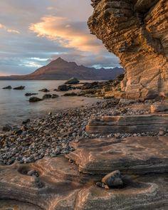 Egol gold - Isle of Skye, Scotland