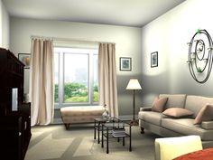 Modelos de Salas Elegantes - Para Más Información Ingresa en: http://fotosdecasasbonitas.com/modelos-de-salas-elegantes/
