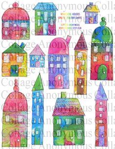 Whimsical Houses - copy