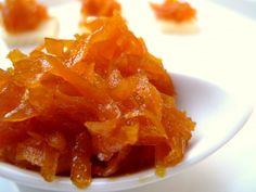 Mermelada de Zanahoria, buena para la vista y el gusto.... - El Aderezo - Blog de Recetas de Cocina