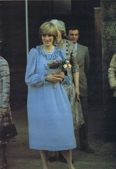 Diana & Charles - Isles of Scilly , 20 Avril 1982 _ Suite