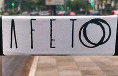 arte de rua Vital Lordelo afeto