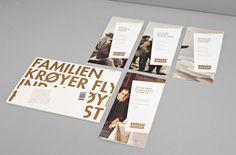 Brochure design - Designbolaget