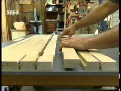 Norm Shows You How to Build Plantation Shutters:
