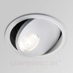 LED-Deckeneinbaustrahler Period