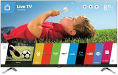 LG Electronics 55LB7200 55-Inch 1080p 3D Smart LED TV