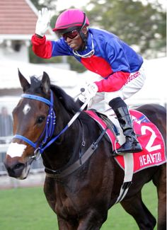 Smanga Khumalo began the first black jockey to claim victory in the iconic Vodacom Durban July. Derby Day, 4 Year Olds, Kentucky Derby, Horse Racing, Heavy Metal, Victorious, Trendy Fashion, Riding Helmets, Horses