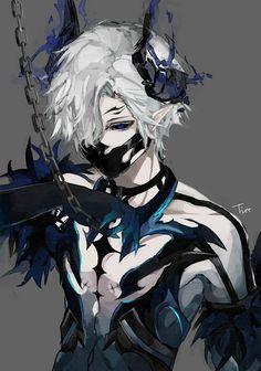 Anime Oc, Anime Angel, Anime Demon Boy, Otaku Anime, Demon Manga, Anime Devil, Dark Anime Guys, Cool Anime Guys, Cute Anime Boy