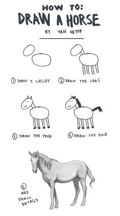 I went through a brief phase where I thought I could draw like #5, looking back at my work I think I stopped at #4.