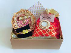 Traditional Rakhi Thali Package Rakhi, Packaging, Traditional, Wrapping