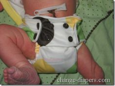 Newborn Cloth Diapers – My Opinions After a Month. Very thorough review. Pictures of various brands on a 6lb newborn!