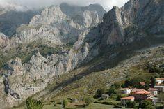 Cordiñanes, Valdeón, Picos de Europa, León, España.