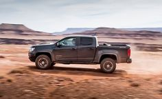 Awesome review of the 2017 Chevy Colorado ZR2 Crew Cab Diesel!