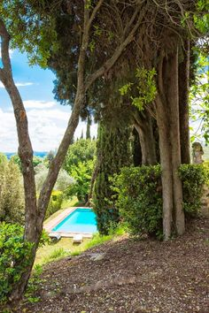 House Rental in Siena with swimming pool - private pool and internet access