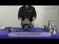 YAMADA® NDP-40BA Repair Video