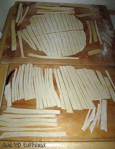 Craft-a-Boo: Homemade Noodles