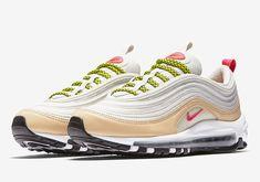 buy popular 3ba8f 63200 149.00  WMNS Nike Air Max 97 Light Bone  Deadly Pink 921733-