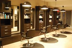 hair salon stations - Google Search                                                                                                                                                      More