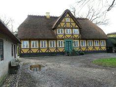 Hørup Præstegård.