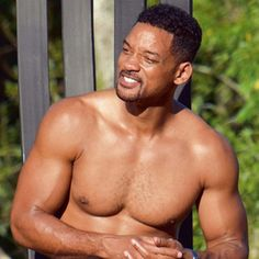 Check Out Will Smith's Buff Bod!.