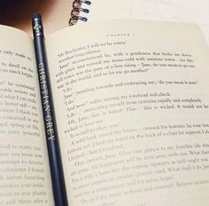 I want this pencil!!... ~ Fifty Shades of Grey Movie...