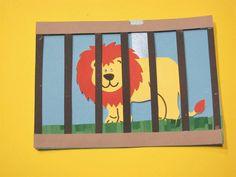 leeuw in de dierentuin / zoo lion