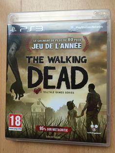 """""""The Walking Dead"""" Jeu PS3 #PS3 #Playstation #console #Jeux #vidéo #TheWalkingDead"""