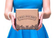 Poo-Pourri Website and Copy (2/4 Creative Coffee)