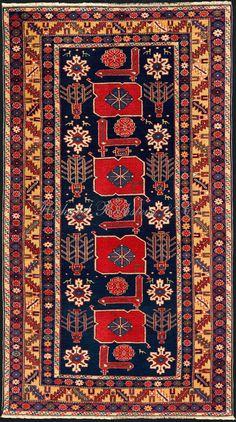 Caucasian Kuba Karagashli carpet