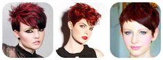 Gaat Dit De Trend Worden Voor Aankomende Winter? Korte Kapsels Met Rode Haarkleur? Als Het Aan ons ligt wel want Wow Dit Is Echt Mooi… FacebookTwitterGoogle+Pinterest