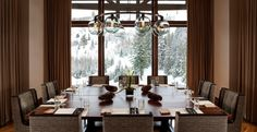 J&G Grill, St. Regis Deer Valley, Park City Dining, For reservations call 435.940.5760