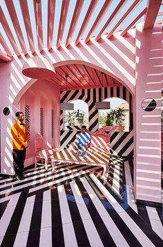Renesa Architecture Design Interiors : The Pink Zebra - ArchiDesignClub by MUUUZ - Architecture & Design