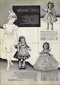 1954-PAPER-AD-4-PG-American-Character-Dolls-Walking-Sweet-Sue-Ricky-Arnaz-JR
