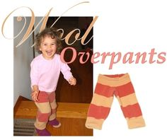use this; cashmere thrift sweater into kid leggings for the winter