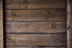 Tree, Boards, Background, Rustic