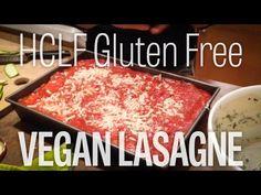 Vegan Gluten Free Lasagne - Full of Beans