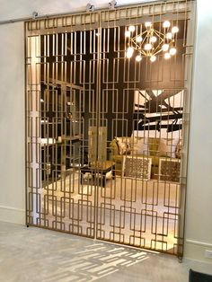 We're a leading designer & manufacturer of custom metal screens, decorative metal screens, metal walls, screen dividers & decorative railings & balustrades for your home, office or business. Decorative Metal Screen, Decorative Panels, Window Grill Design, Door Design, Home Room Design, Interior Design Living Room, Door Grill, Stainless Steel Screen, Partition Screen