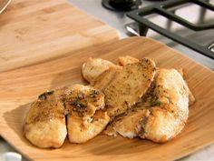 Pan Fried Tilapia recipe from Sandra Lee via Food Network