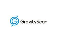 GravityScan logo design