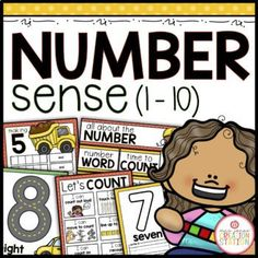 NUMBER SENSE TO TEN: