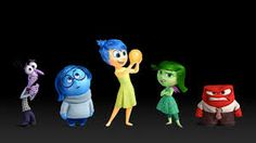 """Four Lessons from """"Inside Out"""" to Discuss With Kids"""