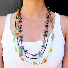 Clymer Necklace by La Reunion